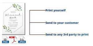 print artwork Online artwork designer