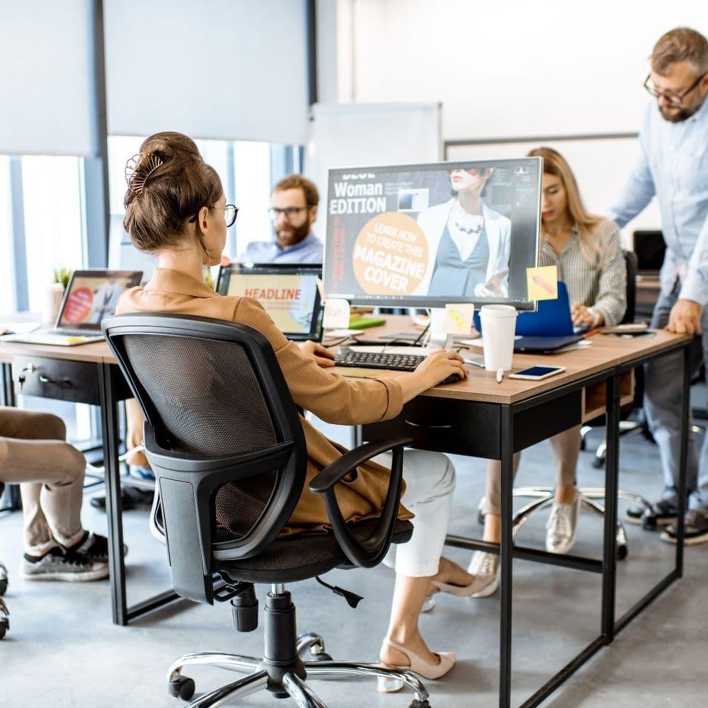 office web designer group